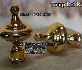 Tutup Rel Rolet Tirai Gorden