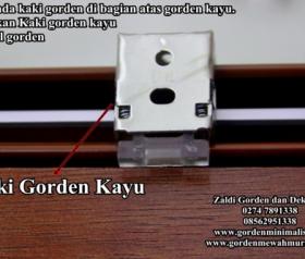 Tips Cara Memasang Gorden Kayu