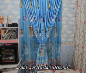 gorden unicorn kuda poni untuk kamar anak perempuan