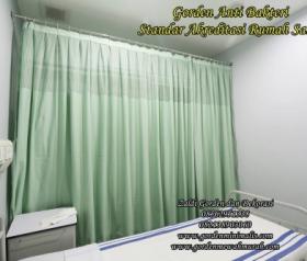 Gorden rumah sakit Gorden anti bakteri Gorden anti noda standar akreditasi