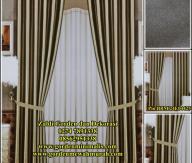 Gorden Minimalis Terbaru dengan Bahan Blackout berkualitas