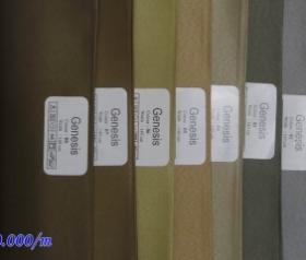 Bahan Gorden Blackout Polos terbaru Kualitas import harga murah Blackout Genesis