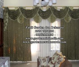 Gorden Jendela Rumah Cantik Murah dan ELegan ( model gorden mewah minimalis terbaru )