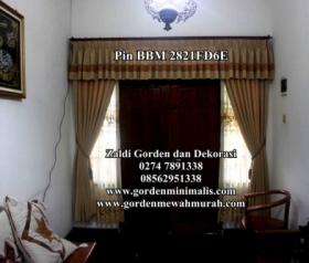 Model gorden Kupu tarung untuk jendela rumah , korden , tirai , gordyn , curtain