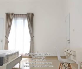 Gorden Minimalis terbaru bahan blackout berkualitas untuk rumah minimalis modern