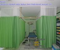 Gorden rumah sakit standar akreditasi hospital track rel gorden rumah sakit aksesoris gorden rumah sakit
