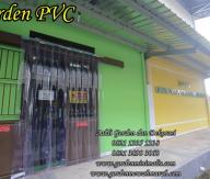 Jual Gorden Tirai Plastik PVC transparan untuk Pabrik industri restoran rumah sakit