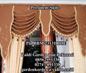 Gorden Minimalis President Suite