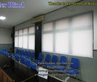 Jual Gorden kantor di kudus Harga Gorden kantor Minimalis Vertikal Blind model terbaru Roller Blind Permeter
