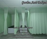 Tirai gorden anti bakteri untuk ruangan NICU