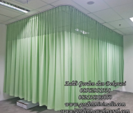 Jual Gorden sekat rumah sakit bahan anti bakteri di yogyakarta