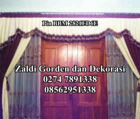 Gorden Model Pintu Kupu tarung