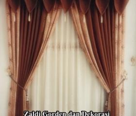 Gorden Gordyn Tirai Korden