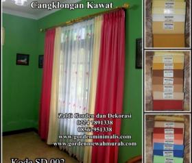 Gorden klassik model kawat s gorden murah