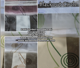 Gorden Blackout mewah dengan harga termurah SeIndonesia  Gorden Anti sinar ultraviolet matahari ( atau sering disebut dengan kain Blackout ini) Sangatlah bermanfaat, selain bahannya yang tebal... kain