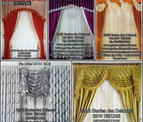 Foto Gorden gambar gorden terbaru curtain tirai vitraga dalaman gorden