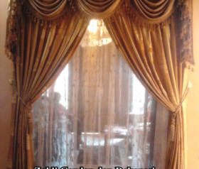 gorden pintu rumah gorden penyekat ruangan mewah dengan