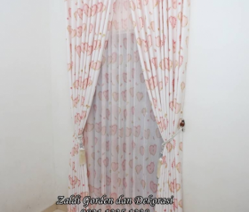model Gorden Shabby chic minimalis terbaru motif love