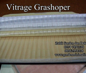 Vitrage grashoper dalaman gorden